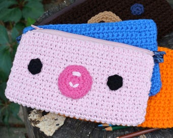 Pencil case for kids—100% of proceeds will be donated to victims of Harvey!