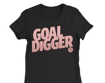 Goal Digger Women's Boss Shirts
