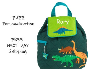 Dinosaur Gifts Personalized Eye Glass case for kids Dino\u2019s Personalized Kids Backpack Gifts for Kids Personalized Nap mat