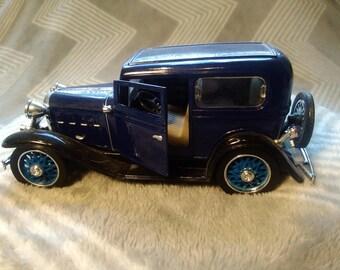 Die Cast Chevrolet Standard Coach.