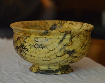 Spalted Maple Bowl - 7 inch