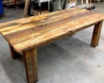 Reclaimed table etsy nz diy kit barnwood dining table do it yourself reclaimed wood barn wood reclaimed wood table do it yourself do it yourself kitreclaimed solutioingenieria Images
