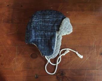 Infant toddler Trapper Hat 3602a3fb37b