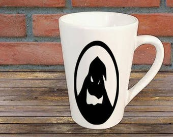 Oogy Boogy Nightmare Before Christmas Horror Mug Coffee Cup Gift Home Decor Kitchen Bar Gift for Her Him Merch Massacre