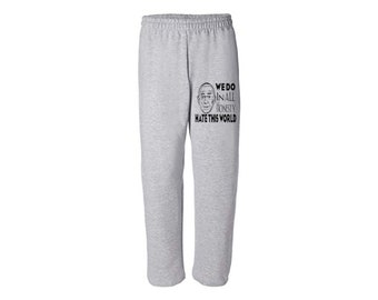 Heaven's Gate Cult Marshall Applewhite Quote Funny Horror Sweatpants Lounge Pajama Comfortable Comfy Mens Womens Clothes Merch Massacre