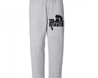 Amityville Horror Sweatpants Lounge Pajama Comfortable Comfy Unisex Kids Youth Clothes Merch Massacre