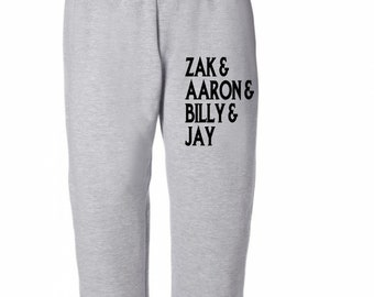 Ghost Adventures Zak Bagans Aaron Billy Jay Horror Sweatpants Lounge Pajama Comfortable Comfy Unisex Kids Youth Clothes Merch Massacre