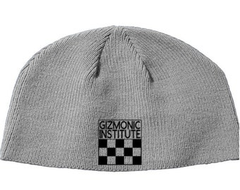 Mystery Science Theater 3000 MST3K Gizmonic Institute Sci Fi Beanie Knitted Hat Cap Winter Clothes Merch Massacre Christmas Black Friday