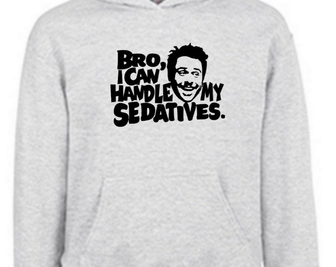 Featured listing image: It's Always Sunny in Philadelphia Charlie Kelly Wildcard Bitches! Unisex Hoodie Pullover Hooded Sweatshirt Many Sizes Colors Custom