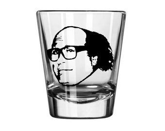It's Always Sunny in Philadelphia Frank Reynolds Alcohol Raunchy Funny Comedy LOL Shot Glass Drinking Bar Gift for Him Her Merch Massacre