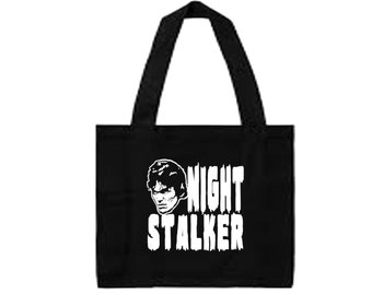 Richard Ramirez Night Stalker Serial Killer True Crime Murder Horror Canvas Tote Bag Market Grocery Merch Massacre Black Friday Christmas