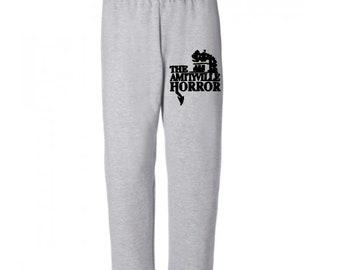Amityville Horror Sweatpants Lounge Pajama Comfortable Comfy Mens Womens Clothes Merch Massacre