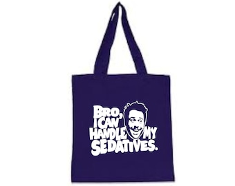 It's Always Sunny in Philadelphia Charlie Kelly Wildcard Bitches! Sedatives Funny Comedy LOL Canvas Tote Bag Market Grocery Merch Massacre