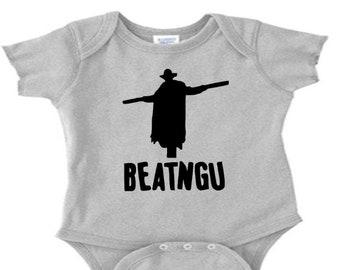 Jeepers Creepers Beatngu Infant Baby Kids Children Shirt Bodysuit Many Sizes Colors Custom Horror Halloween Merch Massacre
