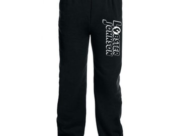 Hellboy Lobster Johnson Paranormal Research Defense BPRD Horror Sweatpants Lounge Pajama Comfort Comfy Mens Womens Clothes Merch Massacre
