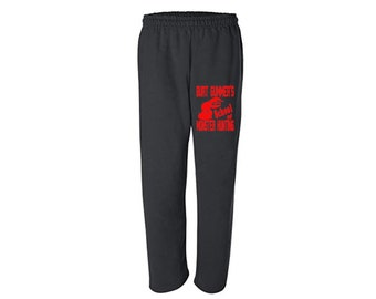 Tremors Burt Gummer Graboid Hunter Hunting School Funny Horror Sweatpants Lounge Pajama Comfortable Comfy Mens Womens Clothes Merch Massacre