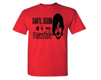Cette chemise de propriété de negan Hommes T Shirt Walking Daryl Mort Dixon Rick S 5XL