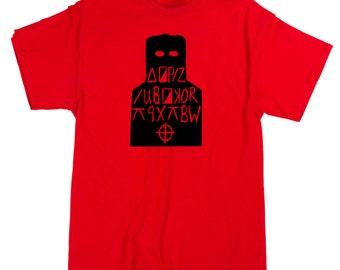 Zodiac Killer Cipher Code Serial Murderer True Crime Murder Unisex T Shirt Many Sizes Colors Custom Horror Halloween Merch Massacre