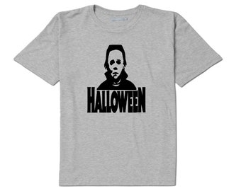 Michael Myers Halloween Unisex T Shirt Many Sizes Colors Custom Horror Halloween Merch Massacre