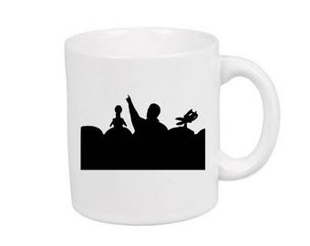 Mystery Science Theater 3000 MST3K Horror Mug Coffee Cup Gift Halloween Home Decor Kitchen Bar Gift for Her Him Merch Massacre