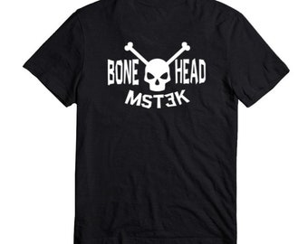 Mystery Science Theater 3000 MST3K Bonehead Bone Head Sci Fi T Shirt Clothes Many Sizes Colors Custom Horror Halloween Merch Massacre