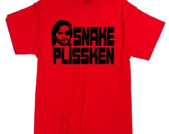 Escape New York Snake Plissken Science Fiction Action Sci Fi Funny Horror Unisex T Shirt Many Sizes Colors Custom Halloween Merch Massacre