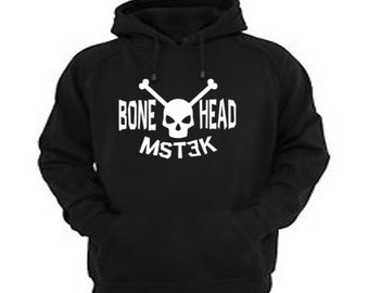 Mystery Science Theater 3000 MST3K Bonehead Unisex Hoodie Pullover Hooded Sweatshirt Sizes Colors Custom Horror Halloween Merch Massacre