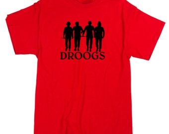 Clockwork Orange Droogs Ultraviolence Ultra Violence Clock Work T Shirt Clothes Many Sizes Colors Custom Horror Halloween Merch Massacre