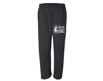 Escape New York Snake Plissken Los Angeles Action Sci Fi Science Fiction Sweatpants Lounge Pajama Comfortable Comfy Clothes Merch Massacre