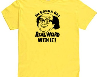 It's Always Sunny in Philadelphia Frank Reynolds Weird With It Raunchy T Shirt Clothes Many Sizes Colors Custom Comedy Funny Merch Massacre