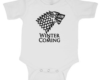 Bibs Ghost At Winterfell Baby Bibs Baby Shower Gift for Baby Clothing & Accessories