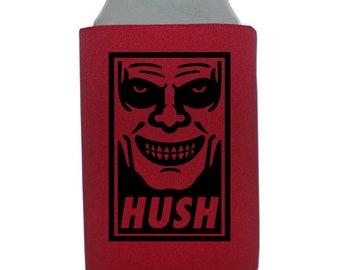 Buffy the Vampire Slayer Hush Slay Sunnydale Bronze Grr Argh Halloween Horror Can Cooler Can Sleeve Bottle Holder Merch Massacre