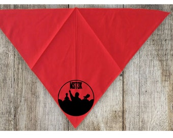 Mystery Science Theatre 3000 Sci Fi Pet Bandana Scarf Cat Dog Clothes Accessories Merch Massacre