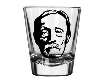 Albert Fish Cannibal Serial Killer True Crime Murderer Shot Glass Horror Halloween Drinking Bar Gift for Him Her Merch Massacre