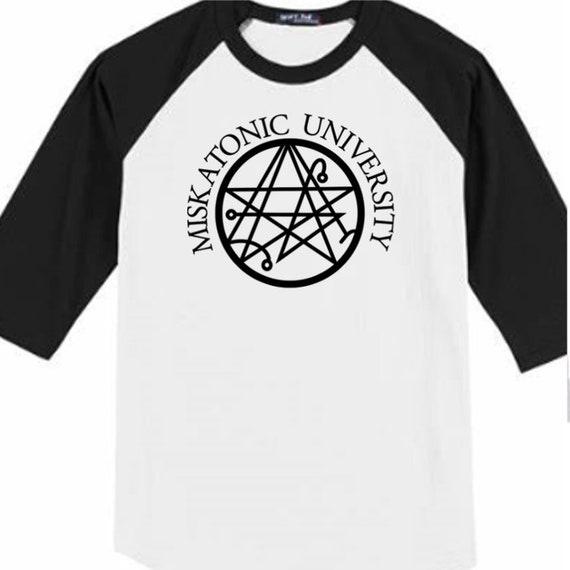Sigil of the gateway t shirt Small to 2Extra Large size necronomicon cthulu