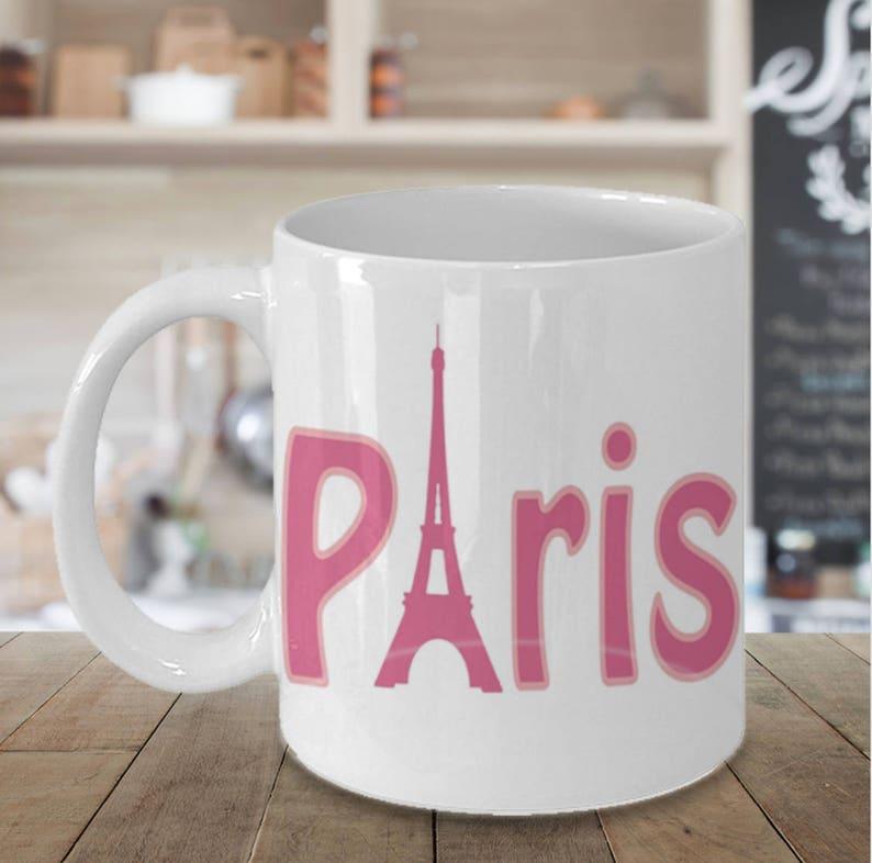 For Coffee Paris Mug Tower Lover MugEiffel cjSLqA345R