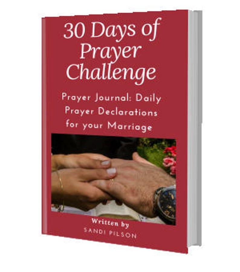 Digital Prayer Journal, Prayer for Marriage, Prayer for Husband, Prayer for  Wife, Marriage Prayers, Prayer eBook, Gift for Her, Gift for Him