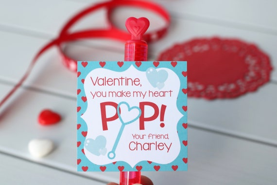 image regarding Bubble Valentine Printable named Fast Down load - Bubble Valentine, Printable \