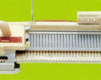 WeaveR KH230 Knitting Machine Chunky Knitter Same As Brother KH230