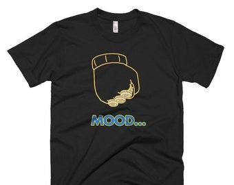 """Short-Sleeve T-Shirt Golden State Warriors """"Mood"""""""