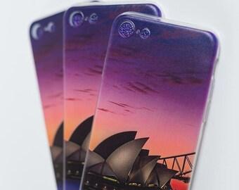 iPhone 8 Sydney Opera House Cover