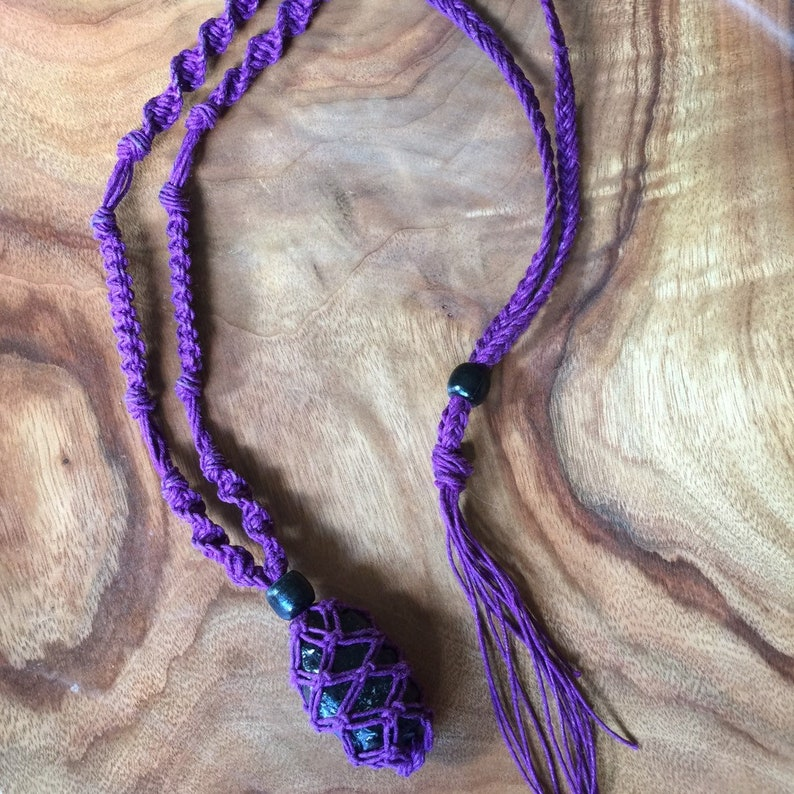 Sacred Healing Intuitive Necklace