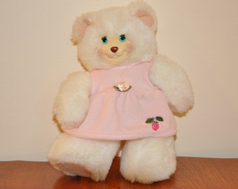 Vintage Fisher Price Collectible Briarberry Penneyberry Bear