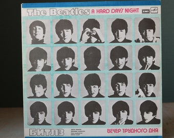 rare beatle records for sale