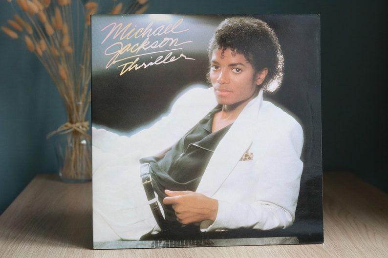 Michael Jackson – Thriller, Vinyl Records, Vintage Records, Vinyl Records  Sale, Disco Vinyl, Disco Record, Rare Vinyl, LP Album, Jackson LP