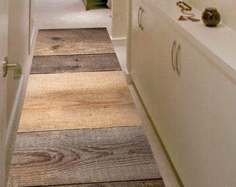Vinyl Voor Keuken : Creme bruin tegels vinyl keuken behang keuken behang