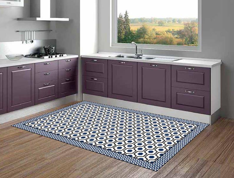 Fußboden Matte Küche ~ Küche teppich boden läufer teppich küche dekor küche etsy
