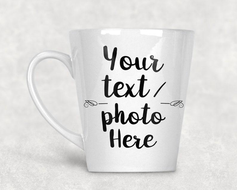 65d6f99aa4e Custom Latte Mug, Latte Mug, Personalized Latte Mug, Latte Coffee Mug, 12oz  Latte, Latte Cup, Customized Mugs, Personalized Mugs, Latte Mugs