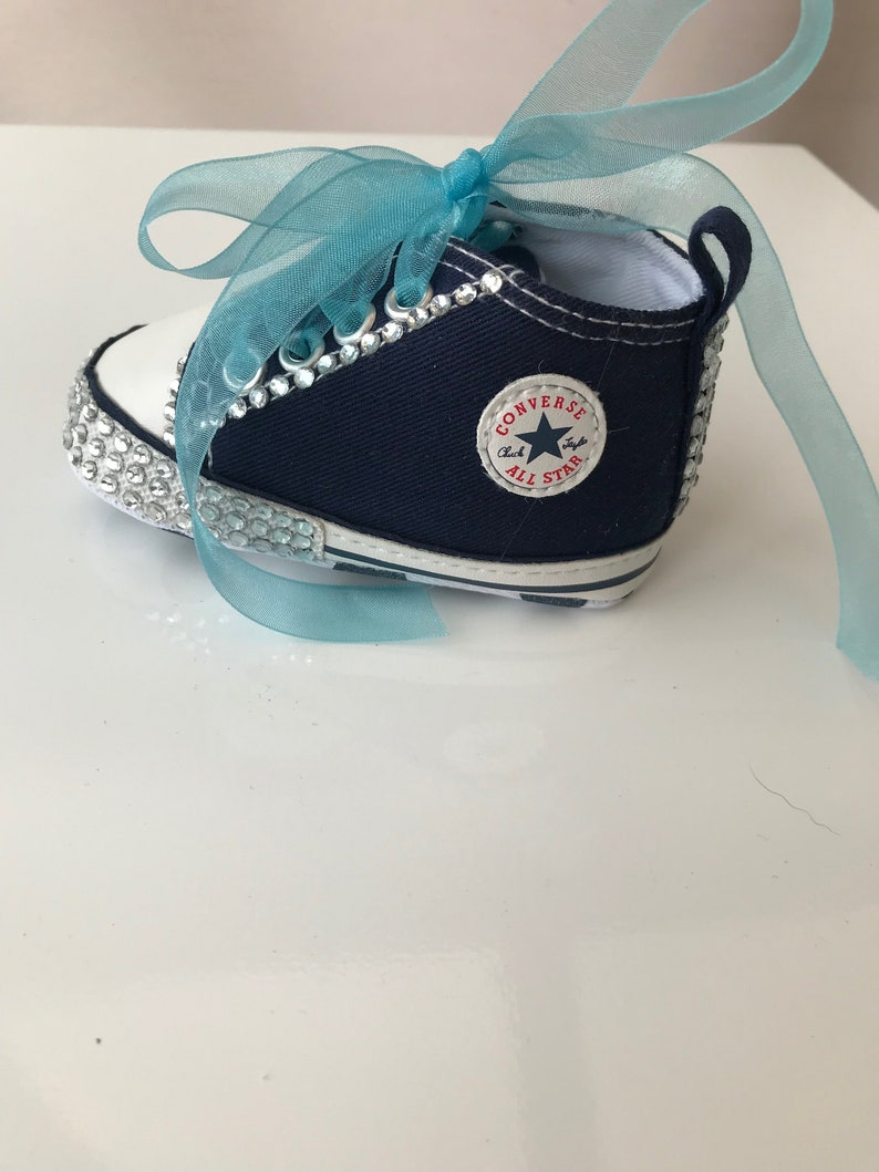 9720b118c0f8 Baby converse baby boy shoes baby gift baby pram shoes