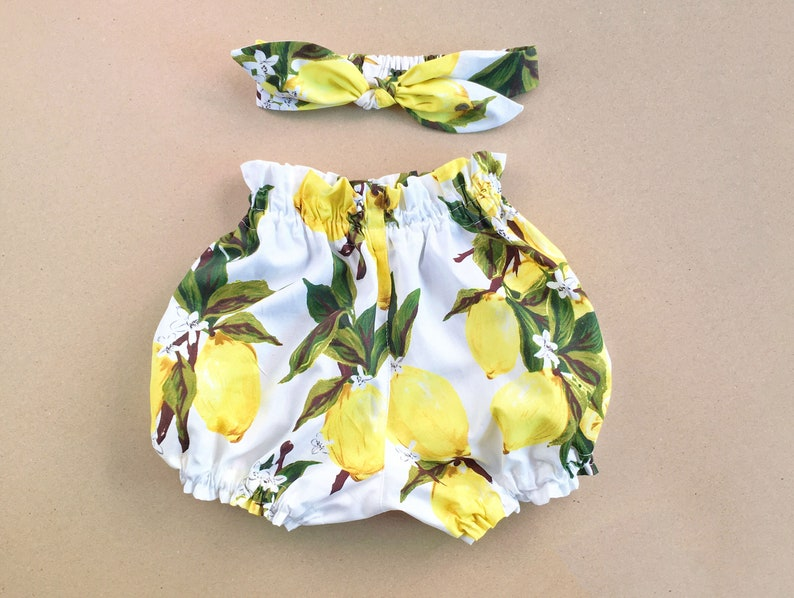Pink Floral Baby Bloomers Knot Headband Pink Floral Bubble Shorts Baby Headband baby girl baby girl clothes baby bloomers and headband baby